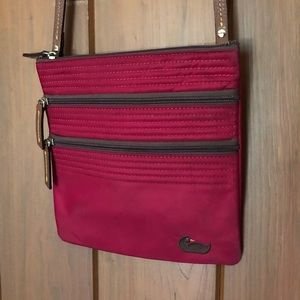 Dooney & Bourke Red Crossbody